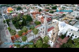 Villa Hidalgo desde las Alturas (Video)